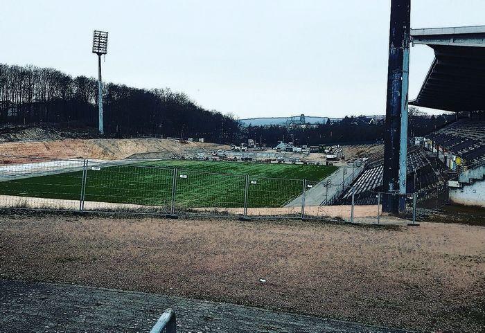 Ludwigsparkstadion Saarbrücken Januar 2017 Saarland Saarbruecken Saar Stadtamfluss Heimat❤❤❤ Ludwigsparkstadion Hauptstadt