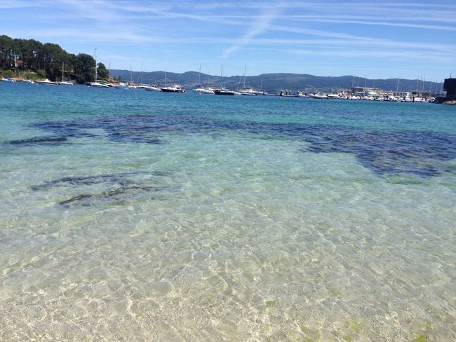 Relaxing Sea Sin Filtros