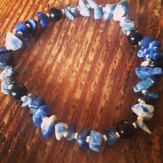 New Sodalite Bracelet in our store! Bracelet Jewelry Handmade Handmade Jewellery