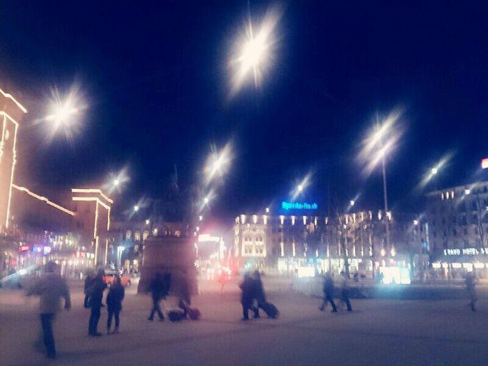Hannover City Life Citylights Stars