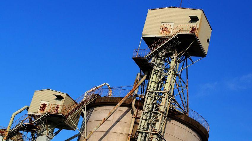 連続した Abandoned Factory Tower CanonFD  Oldlens Photowalk Streamzoofamily