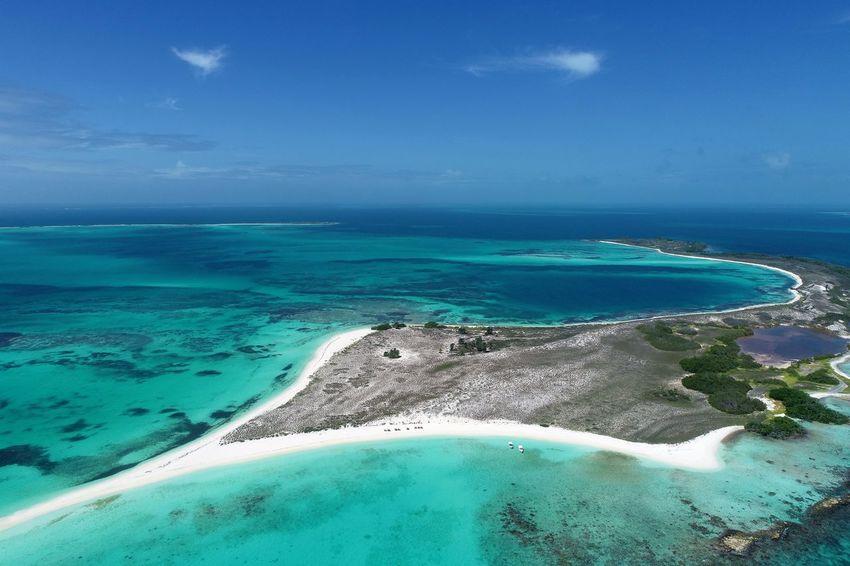 Beach Sea Seascape Sea And Sky Caribbean Caribean Sea Los Roques, Venezuela Caio De Agua Cayo De Agua