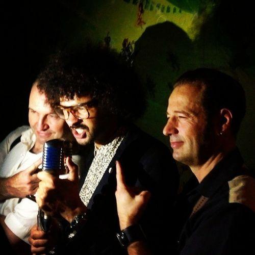 Rockstars... @HTC_de & Boppin'B united at the 1und1hwl ... ? 1und1 HTC Köln