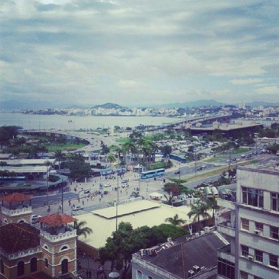Florianópolis vista do décimo andar. Floripa Florianópolis BR Brasil brazil centrodefloripa