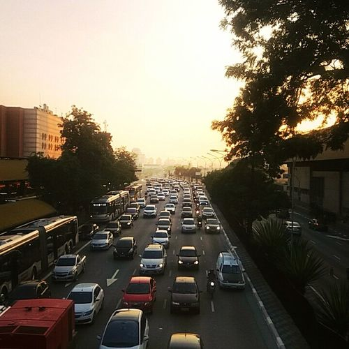 SP Saopaulo RadialLeste Avenida Pordosol First Eyeem Photo