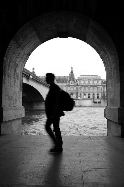 Paris Laseine Jeyreyes Black And White Photography