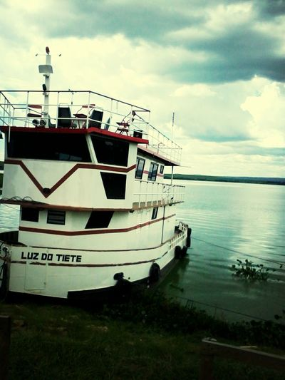Nature Boat River Brazil