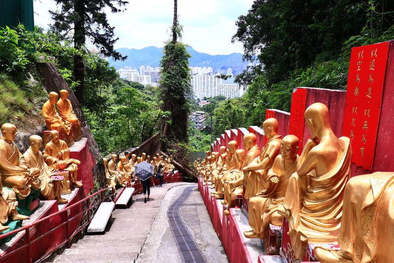 Ten Thousand Buddha Monaster Hello World Tadaa Community Canon Canonphotography Discoverhongkong HongKong