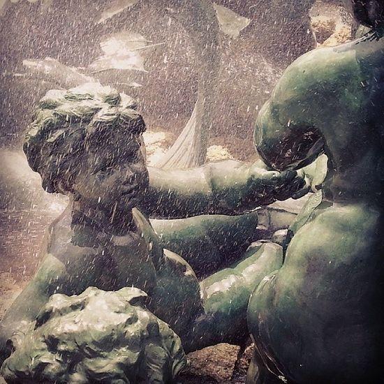 Fontaine Monument des Girondins Bordeaux