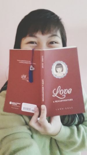 omygosh! finally got the book! :) yeey! Langleav Loveandmisadventure Popular