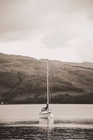 Highlands - VSCO Vscocam Highlands Loch