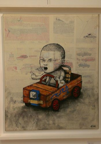 Dran Collection Nicolas Laugero Lasserre Streetart