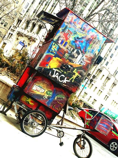 Chicago Puppetbike
