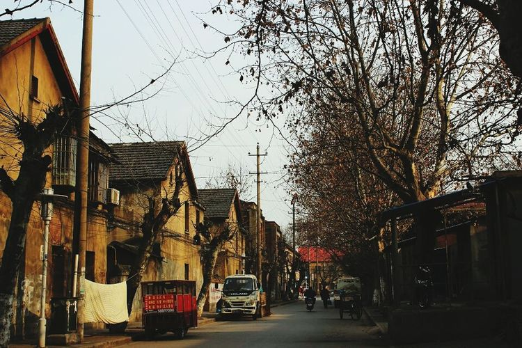 老街巷 NANJING南京CHINA中国BEAUTY China View EyeEm 中国南京