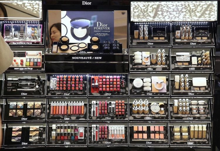 What makes women happy ~!! Makeup 购物 化妆品 Shopping