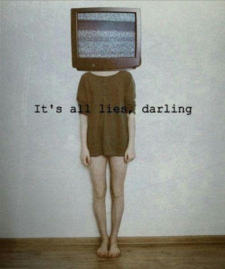 Yalanlaar, yalanlar. Notrust Darling All Lies