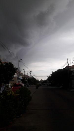 My Home on before rain