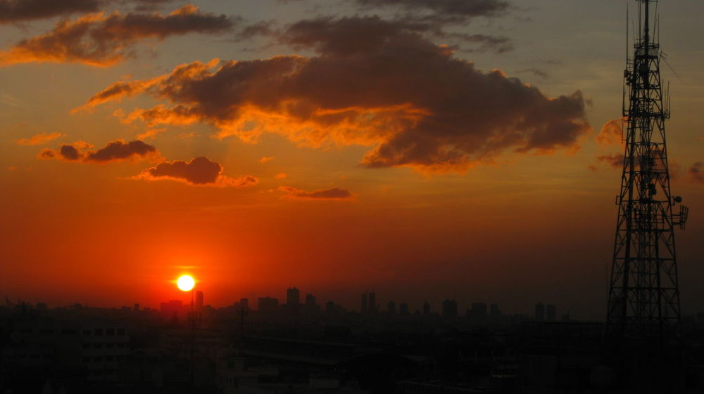 🌇🌅🌇🌅🌇 EyeEmNewHere First Eyeem Photo Eyeem Philippines No Edits No Filters No People Nature Beauty In Nature Welcome To Black Sunset Cloud - Sky Sky Travel Destinations Dramatic Sky Outdoors Cityscape Gold Golden Hour Golden Gold Colored City Sun City Sunset City Sunset Sky Telecom Tower Orange Orange Color Long Goodbye