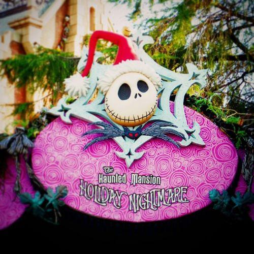 Disney Helloween クリスマス ディズニーランド ディズニー JackSkellington ハロウィン Thehauntedmansion ホーンテッドマンション ジャックスケリントン Nightmarebeforecrisimas ナイトメアビフォークリスマス