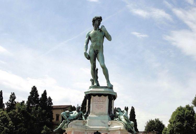 Italy Michaelangelo Architecture & Statues Statue