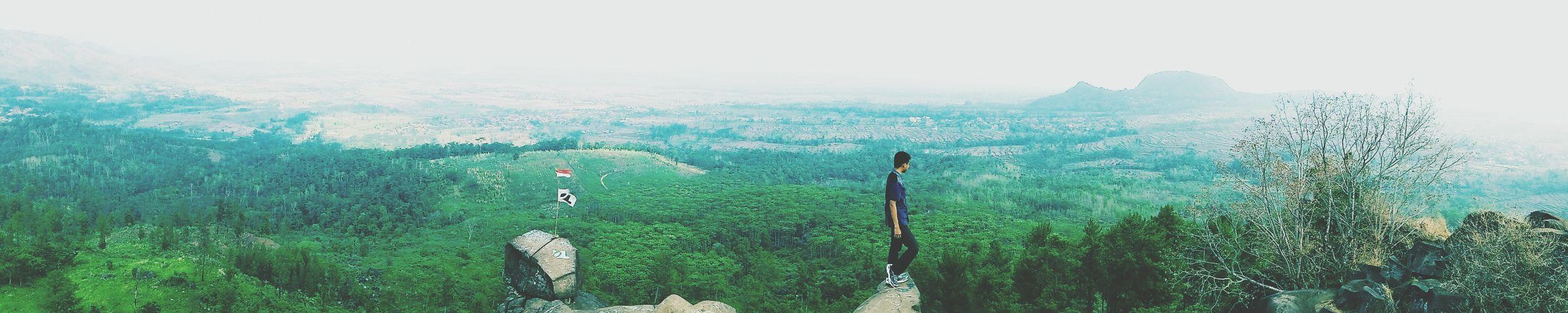 Looking around, Visitindonesia
