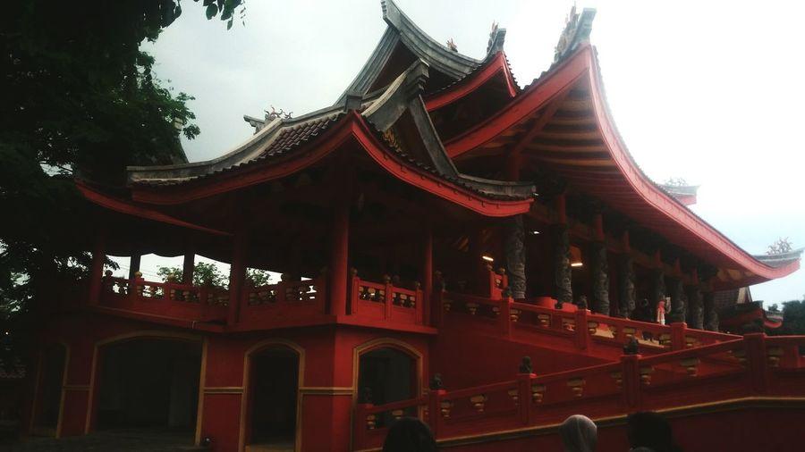 Sam poo kong Cheese! Semarang Historical Building Legacy
