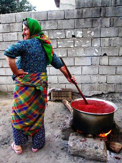 Woman Making Food Food Red Food Red Check This Out Cheese! Smiling Face Old Woman People Photography Food On Fire! People Working People Portrait My Favorite Photo The Street Photographer - 2016 EyeEm Awards The Photojournalist - 2016 EyeEm Awards Popular Photos The Essence Of Summer The Portraitist - 2016 EyeEm Awards EyeEm Street Food Worldwide Women Around The World Break The Mold