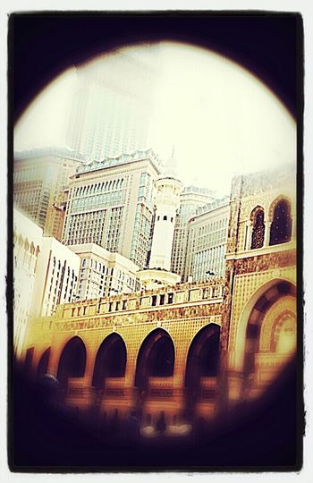 Fairmont Clock Tower Hotel Mekkah رحـلــة حاج relaxing