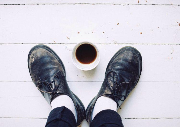 Coffee Floorboards Directly  Fresh Health Feet Woodenfloor 35mm