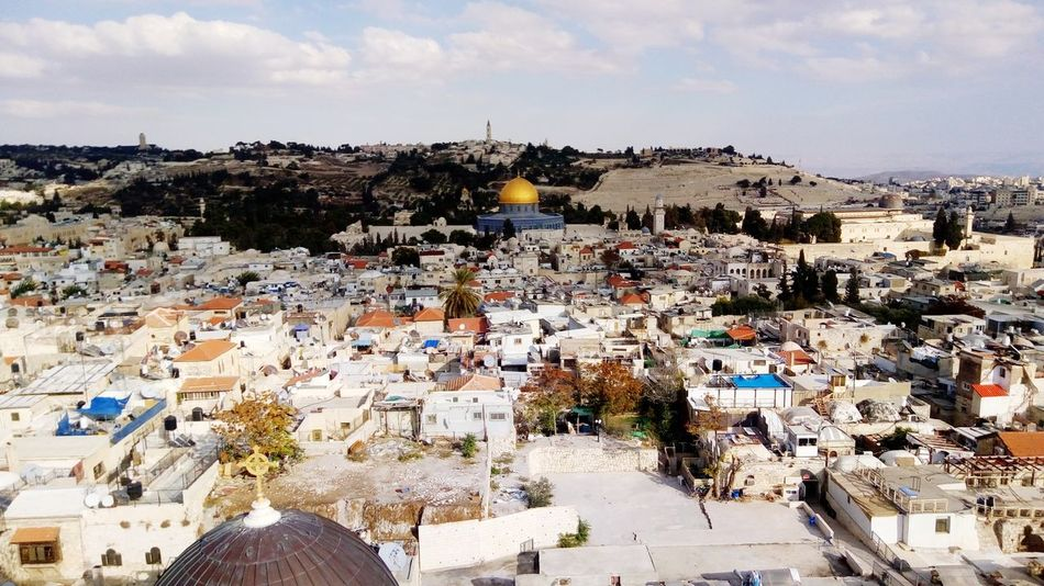Jerusalem panorama view Panorama Panoramic Panorama View Panoramic Photography Panoramic Landscape Landscape Landscape_Collection Palestine Israel Israelinstagram Israeloftheday Israeli Jerusalem Jerusalem❤ Photography EyeEm Selects Clouds Taking Photos Summer Houses View From Above View Holiday Jewish City Sky Cloud - Sky Large Group Of People Visiting Crowd