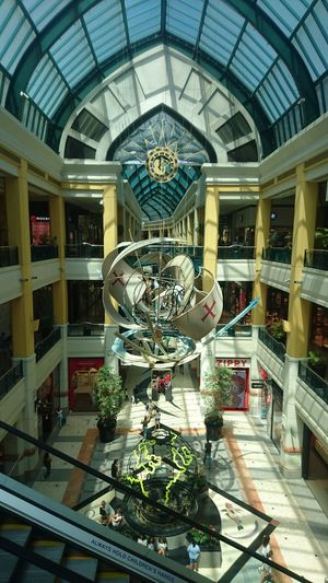 Architecture Indoors  Luxury No People Day Lissabon, Colombo Shopping Mall Architecture Buildingphotography