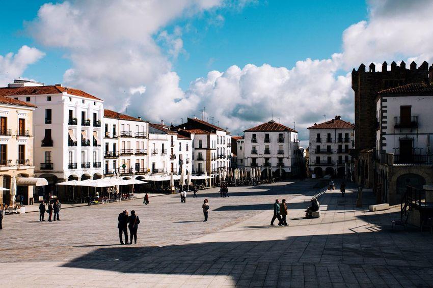 City Bestoftheday EyeEm Best Shots Travel Enjoying Life Architecture SPAIN Sky Light And Shadow