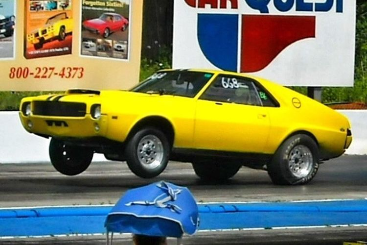 Muscle Cars Drag Racing AMC Racing