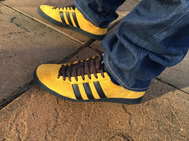 Forgot how nice these are Adidasjamaica