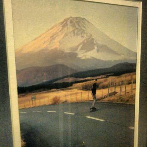 Japan December 1st, 2003 Mtfuji Shizouka Longboarding @ 75k on an onshoreboard . Races dangerbay 1-4 on them