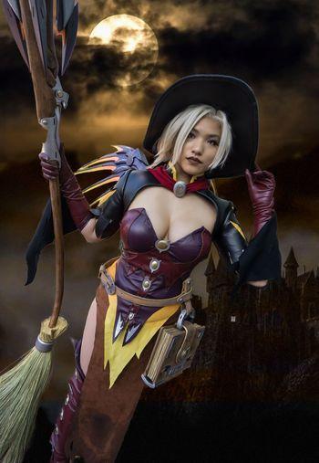 Mercy - Overwatch Katsucon Cosplaygirl Cosplay Fantasy Overwatch Mercy