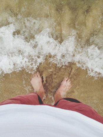 Beach Sea Shorts Wave