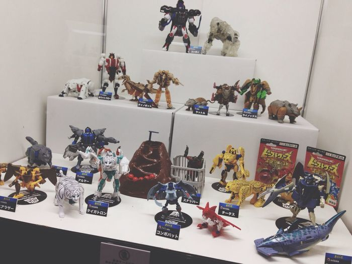 Transformers Beast Wars Figures