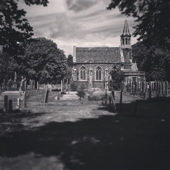Chapel Number 1 (3) Chapel Kingston Cemetery Cemetery Cemetery_shots Cemetery Photography Cemeteryscape Cemeterybeauty HDR Hdr_Collection HDR Collection Tilt-shift Tiltshift Black And White Black & White Blackandwhite Black And White Photography Portsmouth Fratton Kingston