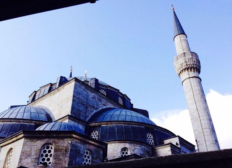 Mihrimah Sultan mosque... Uskudar
