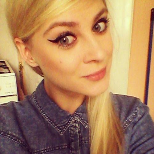 Morning Selfie Alwayslate Blonde ;>