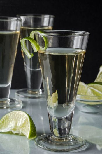 Tequila Shots Drink Beverage Adult Lime Alcohol Cheers Libation Classy Cocktail No People Food And Drink Tequila - Drink