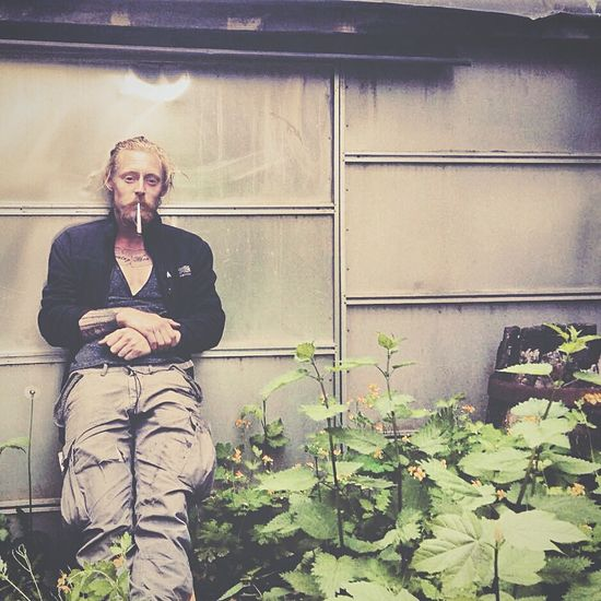 That's Me Enjoying Marijuana In Paradise Oase Der Besinnung