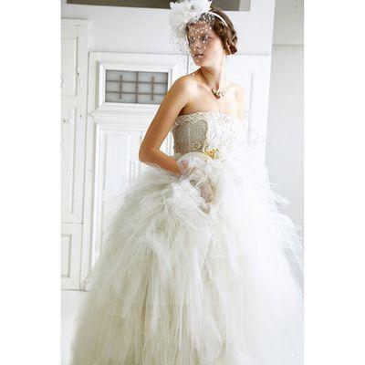 ともかくこの愛くるしいボリューム感が素敵です、幾重にもチュールを重ねた拘りのボリュームドレスだから胸キュンですね♫ 本日は晴天の日曜日〜楽しい事が沢山あります様に〜ですね❣ Cliomariage Weddingdress Dress ドレス カラードレス クリオマリアージュ ウェディングドレス タキシード ガーデンウエディング Wedding ウェディング 結婚 結婚式 結婚式準備 Accessory アクセサリー ギフト ブライダル Fashion ファッション ナチュラル 東京 渋谷 Japan 婚纱 撮影プレ花嫁海外ウエディング