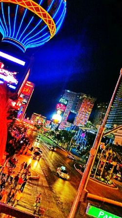 Colour Of Life Vegasbaby Hello World MyPhotography Beautiful Creativity Vegasattraction Lovecolor Vibrant Colors Lasvegas Boulevard 24hrcity Coloroflife Vegas Nights