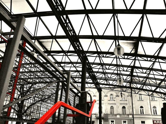 Koko Częstochowa Poland Częstochowa Pstrykamzdjęcienamomencie Miastożyje Liniazycia Blackandwhite Photography Red