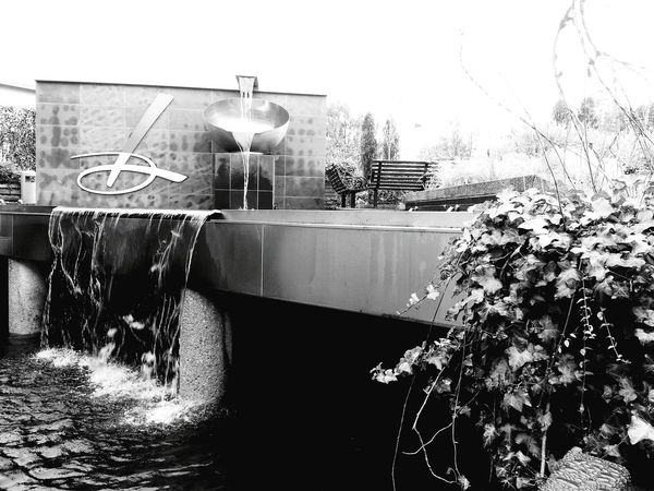Blackandwhite Photography Taking Photos I Love My City Urbanphotography Water Artitecture Waterfeature