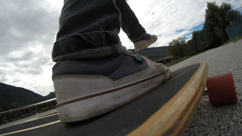 Longobard Day Longboarding Lifestyles GoPro Hero 4