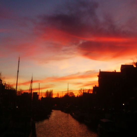 What Did You Do Last Saterday... Walking Around Sightseeing Sunset Color Explosion Ships Discover Your City NEM Painterly