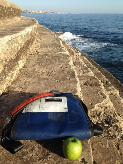 Life Is A Beach Sunshine Apple Freitag Tasche LisbonLove IPhoneography